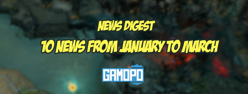 gamopo news digest january march 2017