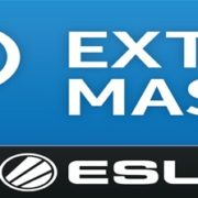 Logo of Intel Extreme Masters.