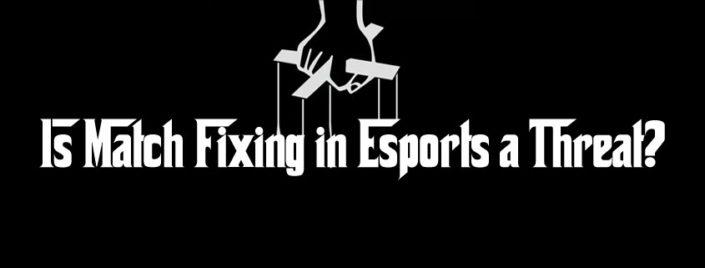 esports match fixing