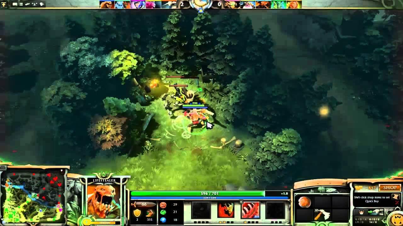 Overview Of Dota 2 Jungle Meta Gamopo Esports Betting Hub