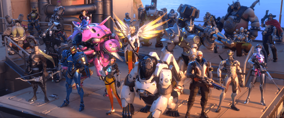 Overwatch Heroes Age & Height for Betting